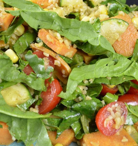 Salade bulgur