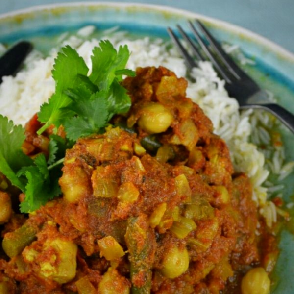 Harissa Kip Curry