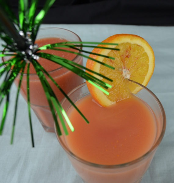 orange lemon
